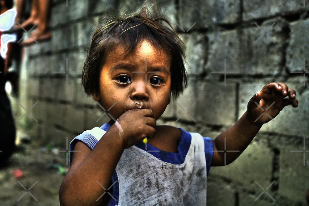 Poverty by Ben Pacificar