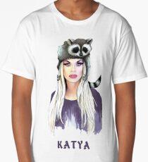 Katya Zamolodchi Long T-Shirt