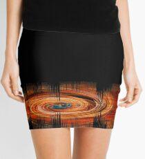 Rock, Paper, Scissors Mini Skirt