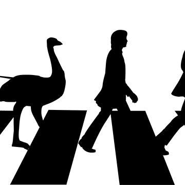 Worraz The Emu by projectbebop