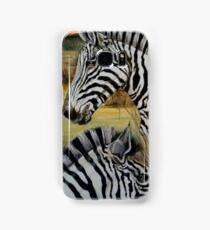 Savannah Stripes Samsung Galaxy Case/Skin