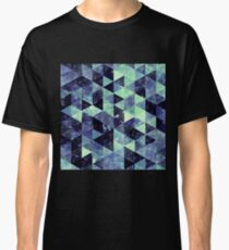 Abstract geometric Background #6 Classic T-Shirt