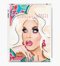 Katya Zamolodchikova iPad Case/Skin
