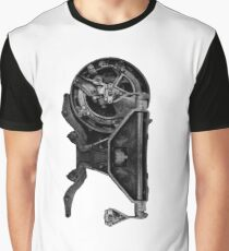 Strange Machine Graphic T-Shirt