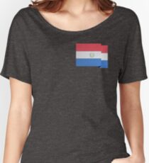 Paraguay Women's Relaxed Fit T-Shirt
