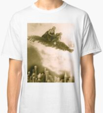 The Thief of Bagdad flying carpet from the 1920s film Classic T-Shirt
