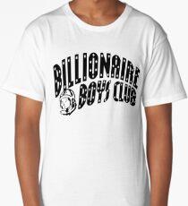 billionaire boys club - funny Long T-Shirt