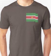 Suriname Unisex T-Shirt