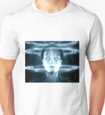 The Android Maria from Fritz Lang's Metropolis Unisex T-Shirt