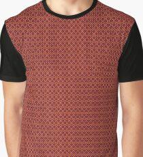 Stephen King's Shining Overlook Hotel Carpet Graphic T-Shirt