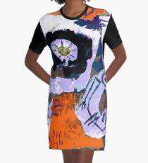 sun dancer Graphic T-Shirt Dress