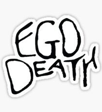 ego death // the internet Sticker