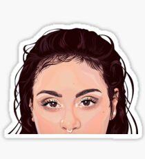 alive // kehlani Sticker