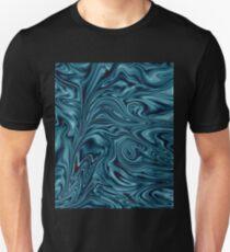 ocean ripple Unisex T-Shirt