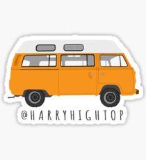 Harry HighTop Sticker