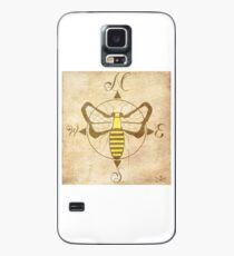 Napoleons Compass Case/Skin for Samsung Galaxy