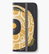Familiar - Burmese Python iPhone Wallet/Case/Skin