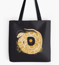 Familiar - Burmese Python Tote Bag