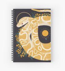 Familiar - Burmese Python Spiral Notebook
