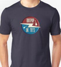 Britpop UK 70's Unisex T-Shirt