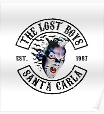 The Lost Boys - Sons Colour Mashup Variant Poster