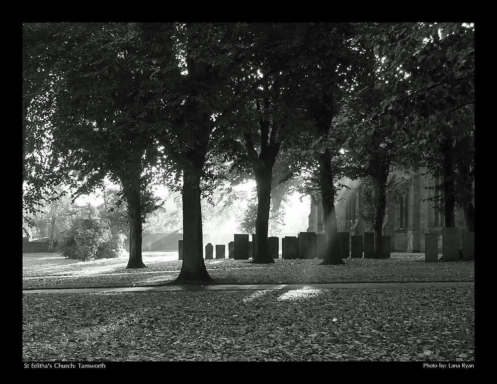 St Editha's Graveyard by YamiChi