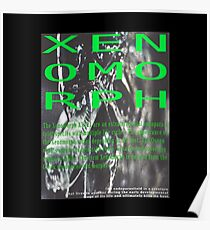 Xenomorph Definition Poster