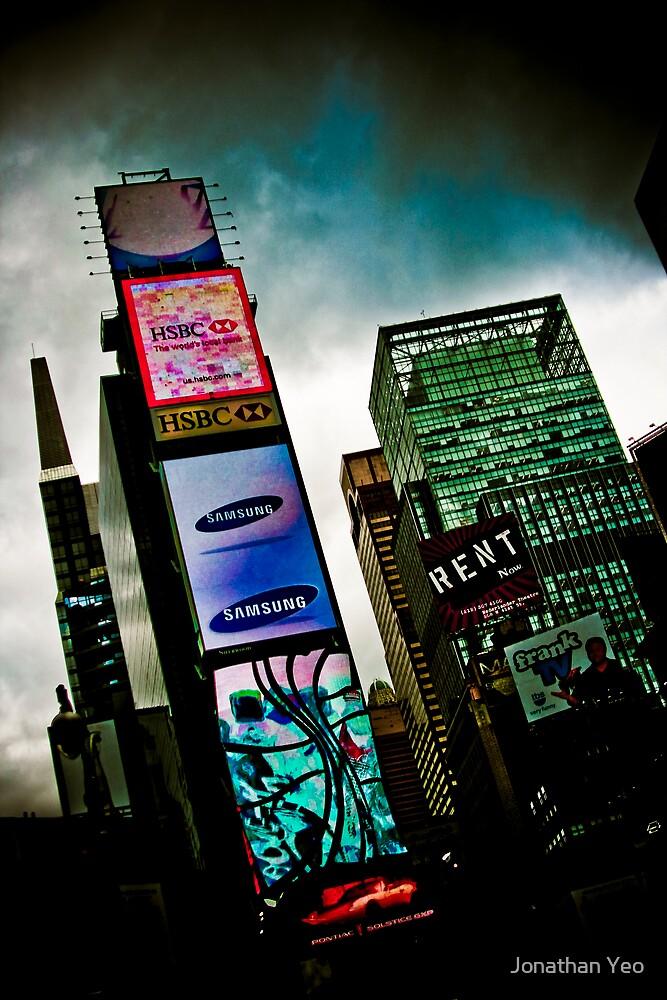 New York City by Jonathan Yeo