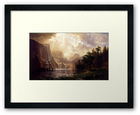 Among the Sierra Nevada, California by Igor Drondin