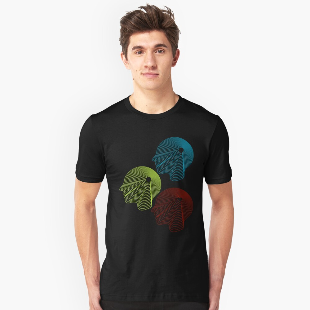 What's Ticking? Unisex T-Shirt Front