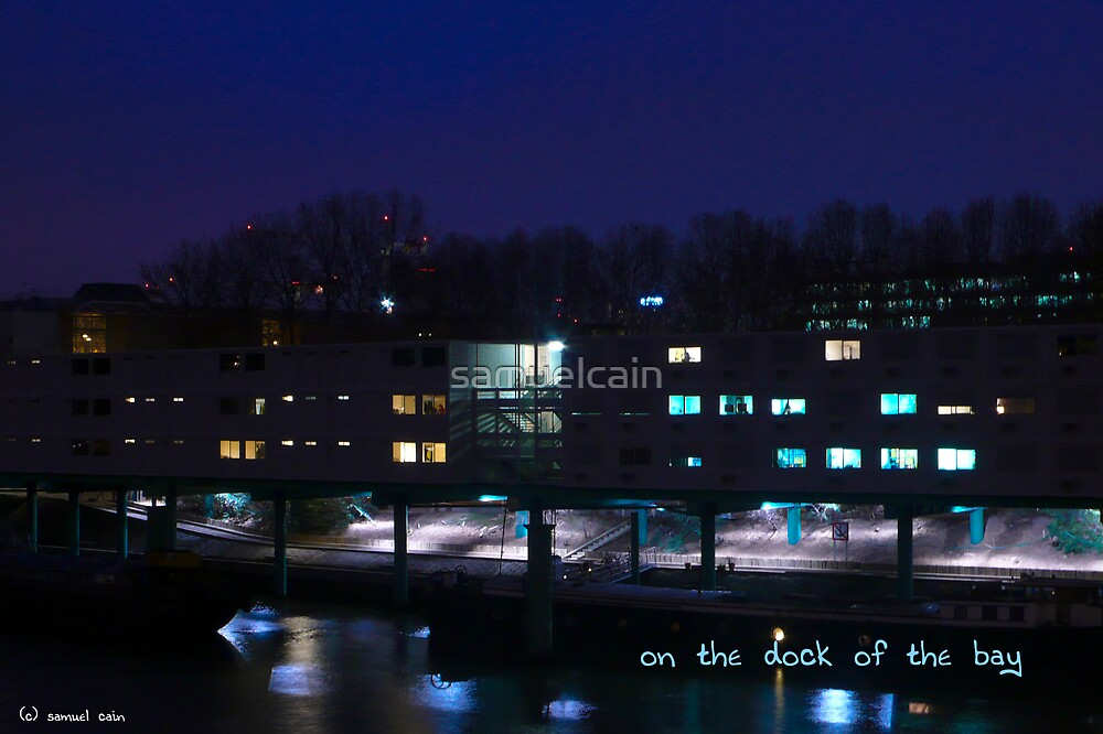 Dock of the bay by samuelcain