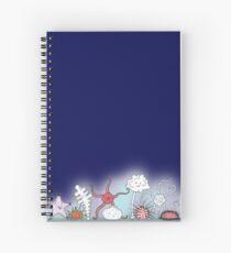 Okeanos Tribute Spiral Notebook