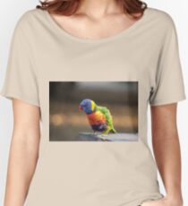Rainbow Lorikeet Women's Relaxed Fit T-Shirt