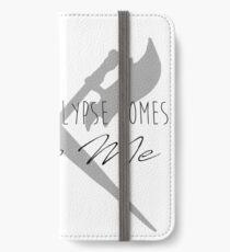 Beep Me! iPhone Wallet/Case/Skin