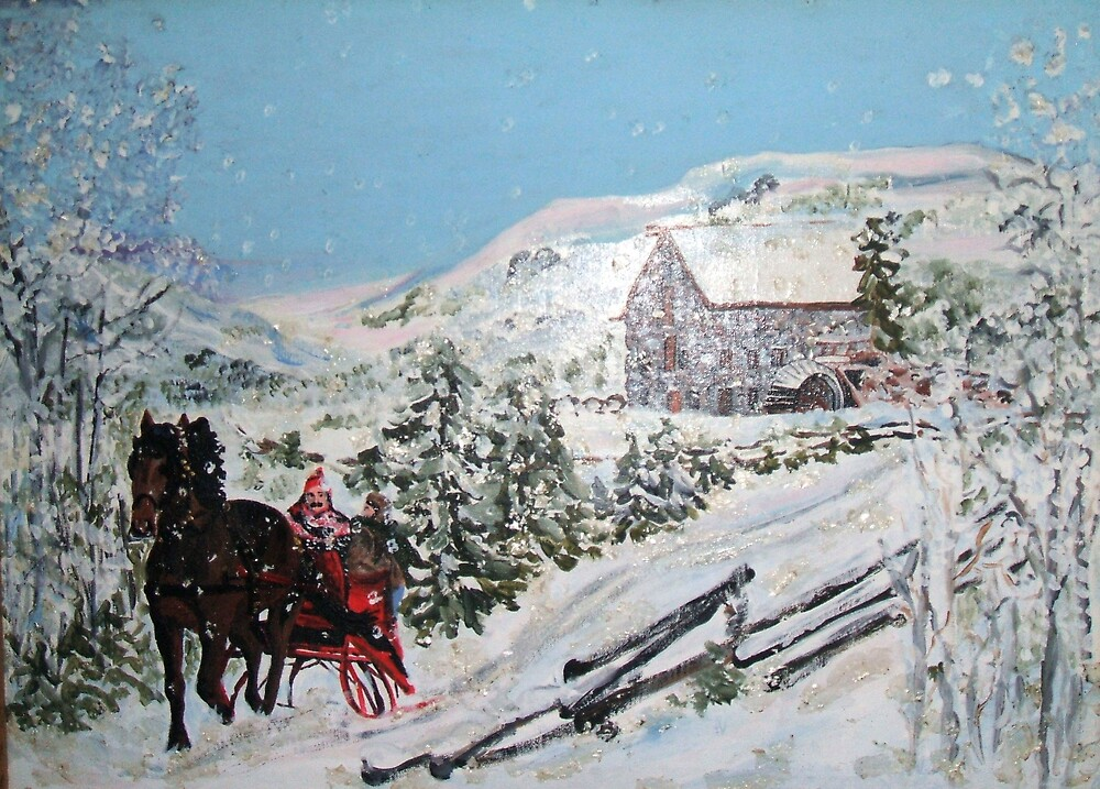 To Grandmother's House by PhilWinter