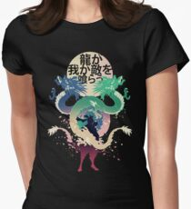 Dragons (2) Womens Fitted T-Shirt