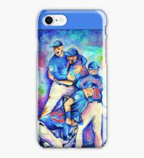 Go Cubs Go iPhone Case/Skin