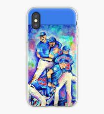 Go Cubs Go iPhone Case