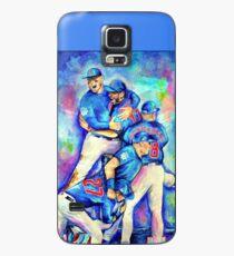 Go Cubs Go Case/Skin for Samsung Galaxy