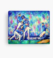 Go Cubs Go Canvas Print