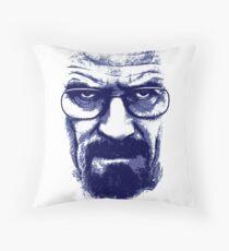 Heisenberg - Breaking Bad Throw Pillow