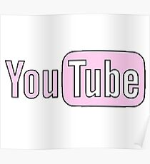 Pink Youtube Poster