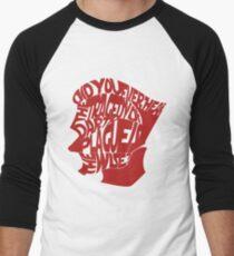 Darth Plagueis the Wise Men's Baseball ¾ T-Shirt