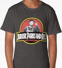 Jurassic Parks and Rec Long T-Shirt