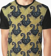 Ink creature 03 pattern Graphic T-Shirt