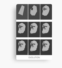 EVOLUTION (DARWIN) Canvas Print