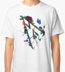 Pamaj Austin Flower Logo Classic T-Shirt