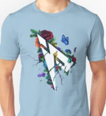 Pamaj Austin Flower Logo T-Shirt