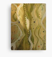 Mirror of The Soul Canvas Print