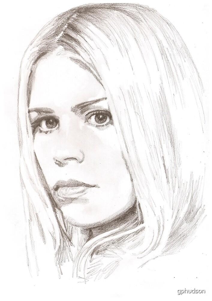 Billie Piper as Rose by gphudson